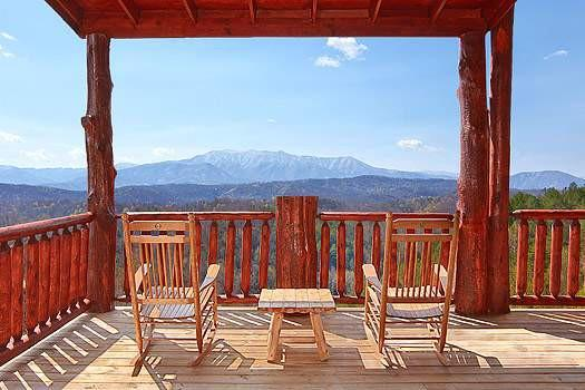 SMOKIN' VIEW LODGE - Image 1 - Sevierville - rentals