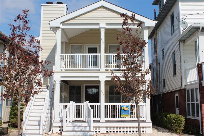 829 Brighton 2nd Floor 122811 - Image 1 - Ocean City - rentals