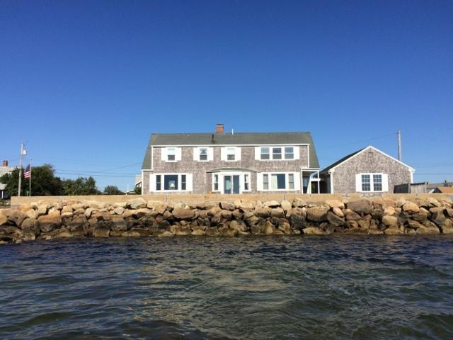Rustic Waterfront Cottage on Nantucket Sound (1499) - Image 1 - West Yarmouth - rentals
