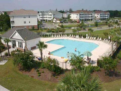 Ironwood #1721 - Image 1 - North Myrtle Beach - rentals
