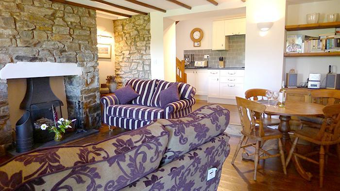 Holiday Cottage - Inglenook Cottage, Broad Haven - Image 1 - Broad Haven - rentals