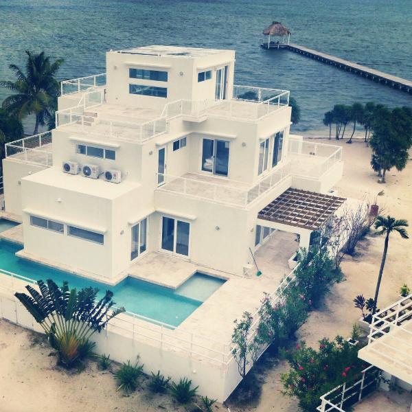 Playa Villa Belize - Ambergris Caye VILLA 1 - Image 1 - San Pedro - rentals