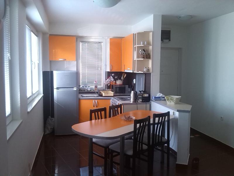 Kitchen - Tedi & Kiki apartment - Ohrid - rentals