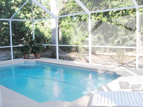 Private Pool Screened and Heated - 3 Bdrm, 2 Ba, Pool, Bikes, Kayak, Private Beach - Sanibel Island - rentals
