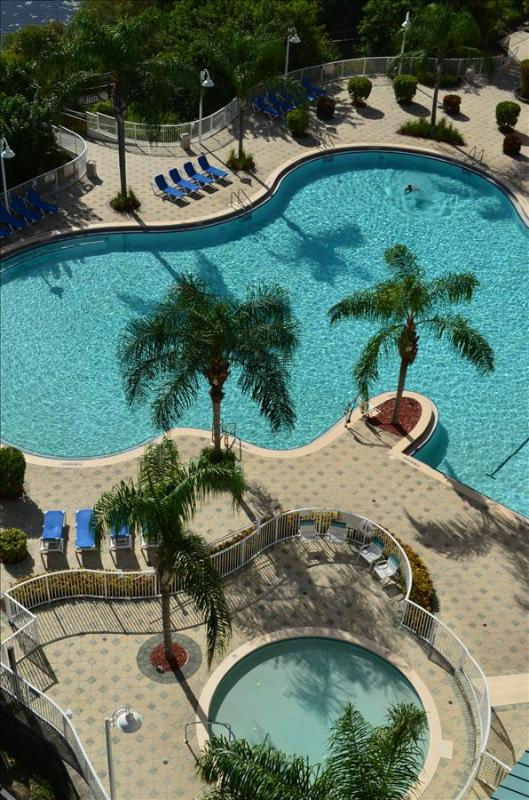 00050314315- 1BR/2B Luxury Condo Near WDW With Resort Amenities - Image 1 - Old Town - rentals