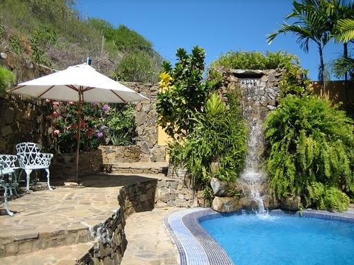 Tropical garden - Exclusive House with Tropical Garden, Pool & more - Pampatar - rentals