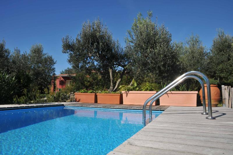 Villa Rubinia pool, garden & quite - Lovely sea villa with pool on beaches and 5 Terre - Ameglia - rentals