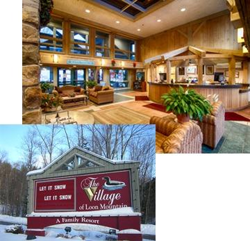 Entrance / Lobby - 1 BED RM CONDO VILLAGE LOON MOUNTAIN LINCOLN NH - Lincoln - rentals