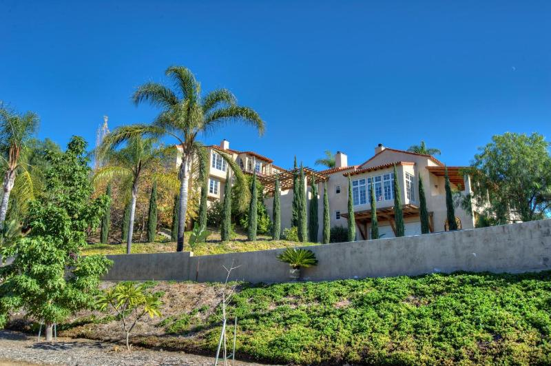 10,000 sq ft of indoor outdoor living, Mansion like home - San Diego Vacation Home Villa Ocean View, Pool Spa - La Jolla - rentals