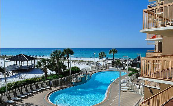 Pool - PELICAN BEACH 1216 - Destin - rentals