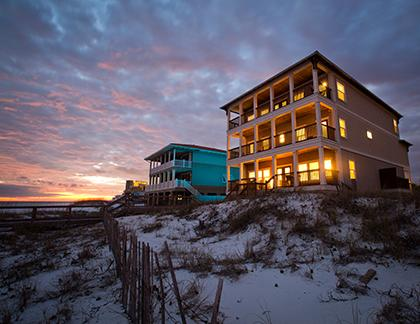 Night Beach View - Seaclusion - Miramar Beach - rentals