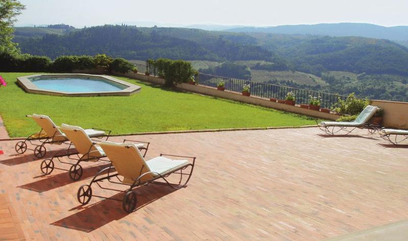 Castello Loggiato - Image 1 - San Casciano in Val di Pesa - rentals