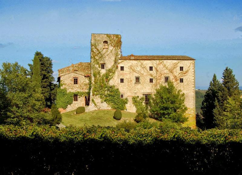 8 bedroom Villa in San Casciano Val di Pesa, Chianti, Tuscany, Italy : ref - Image 1 - Bargino - rentals