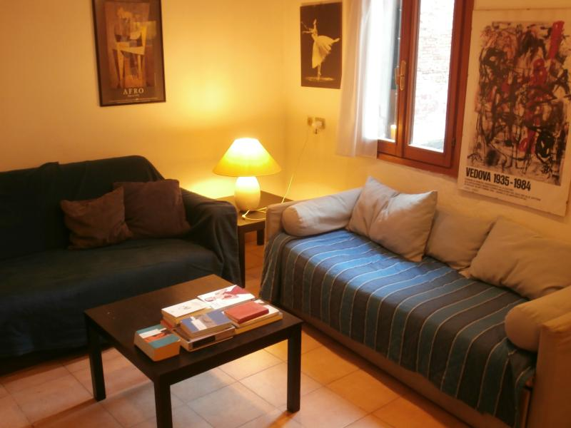 Living room - Casa Gorne Anzolo - City of Venice - rentals