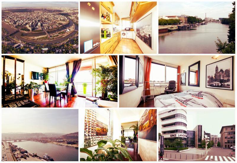 1800 sqft    Duplex  Overlooking Paris great locat - Image 1 - Boulogne sur Gesse - rentals