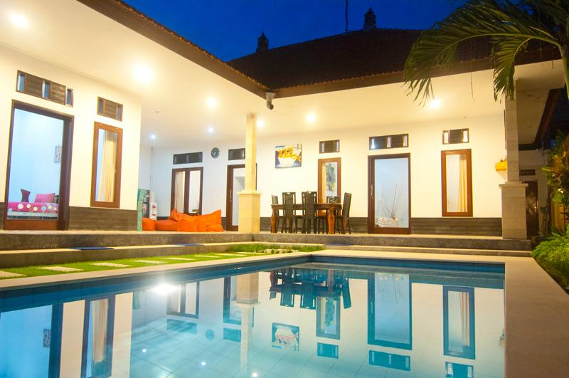 Villa Kenari Black at Petitenget, Seminyak. - Image 1 - Denpasar - rentals