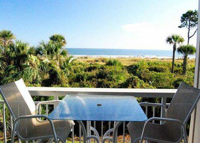 View - 116 Breakers - Cute, 1st floor DIRECT oceanfront - Hilton Head - rentals