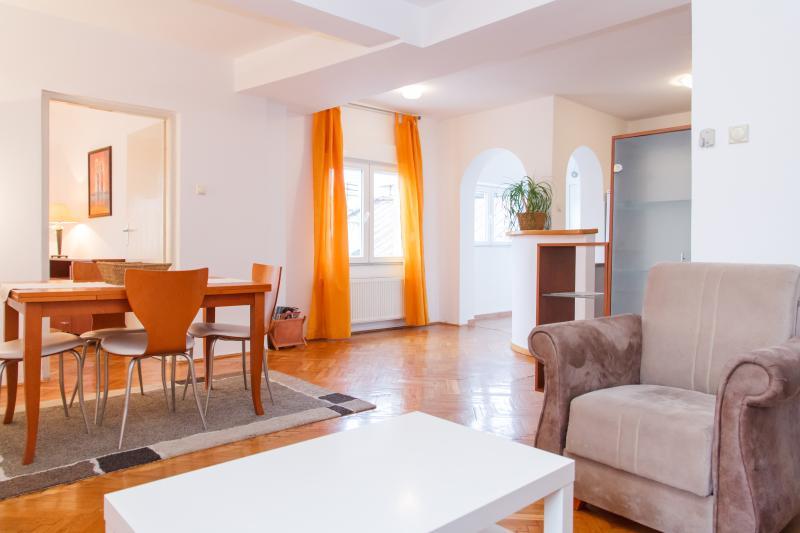 Living room - Knez Belgrade - Belgrade - rentals