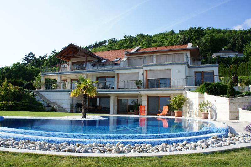 1 - Paradise Villa Panorama - Csopak - rentals