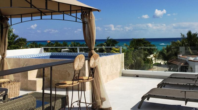 75 steps to Beach-Newly Remodeled Luxury Home - Image 1 - Playa del Carmen - rentals