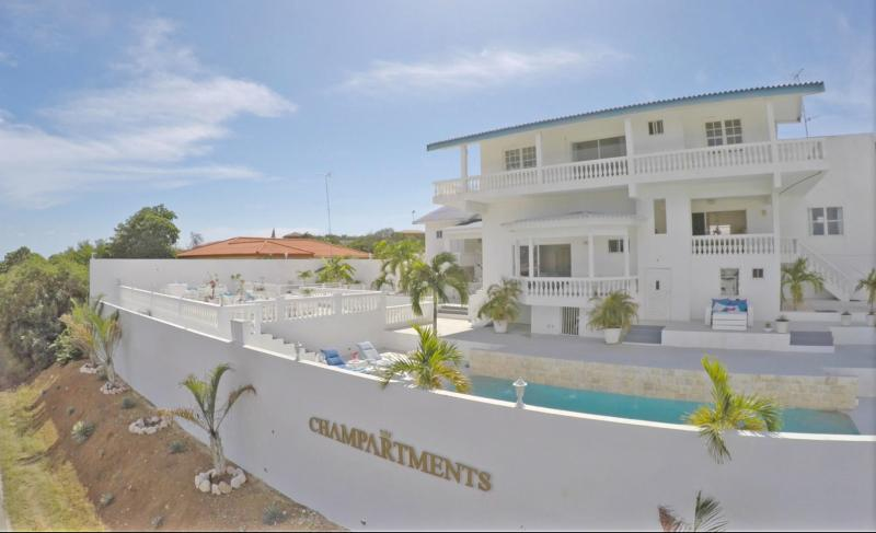 VILLA CRISTAL (Especially for Groups 14-28 pers.) - Image 1 - Willemstad - rentals