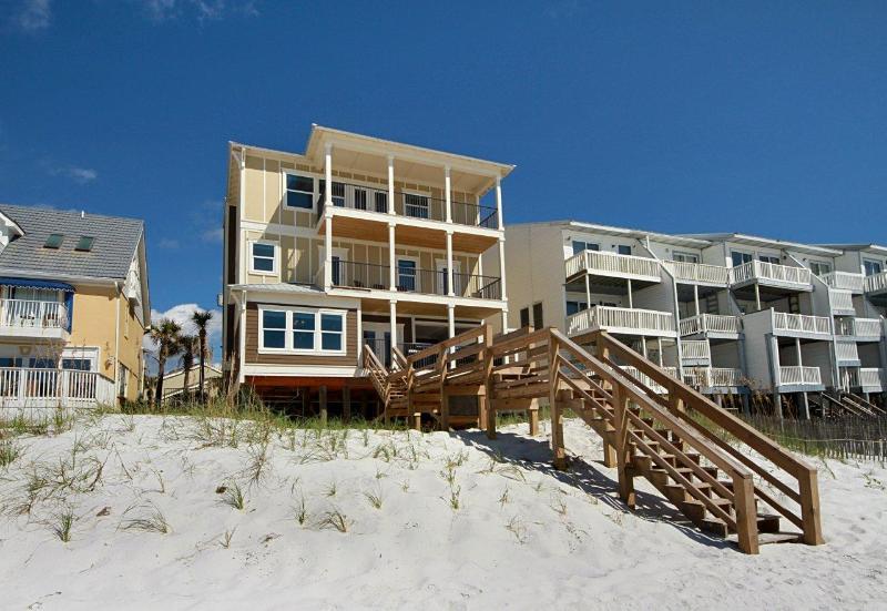 Beach View of Home - Las Olas - Miramar Beach - rentals