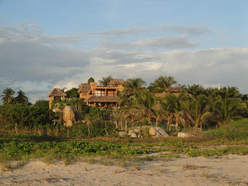 La Joya, 5 BR house outside Puerto Escondido - Image 1 - Barra de Colotepec - rentals
