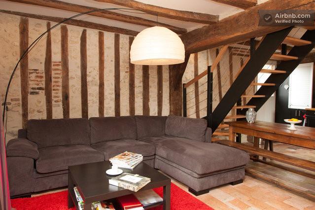 Au coeur des chateaux  Le Balcon De Leonard - Image 1 - Amboise - rentals