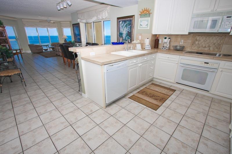 Emerald Isle - Gulf Front Luxury! 1208 - Image 1 - Pensacola Beach - rentals