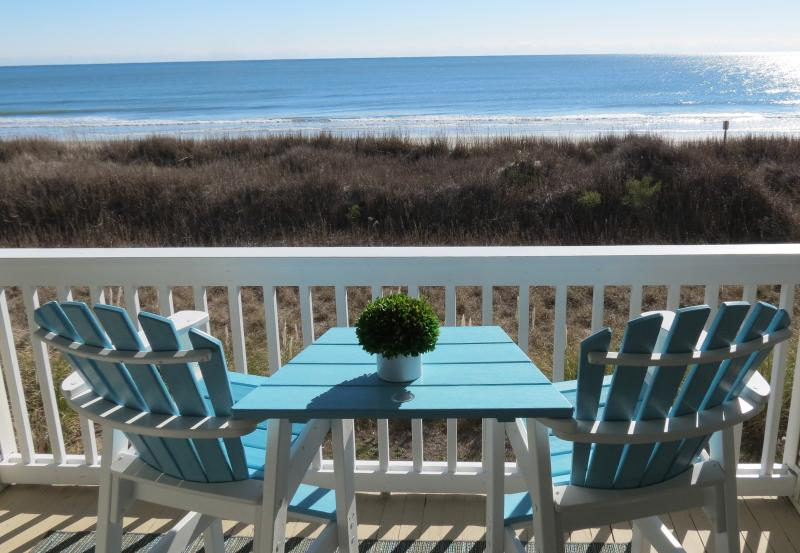 Best view of ocean & beach - Best View of Ocean & Beach!  Panoramic View - North Myrtle Beach - rentals