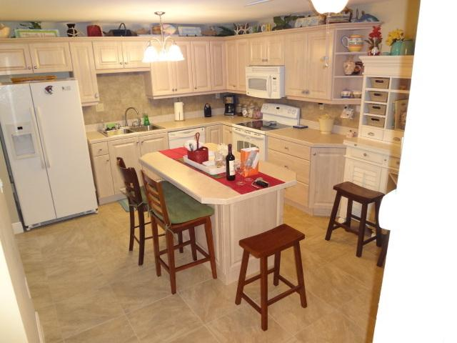 Kitchen with all the extras - Cold Yet!! January 2016 Available - New Smyrna Beach - rentals
