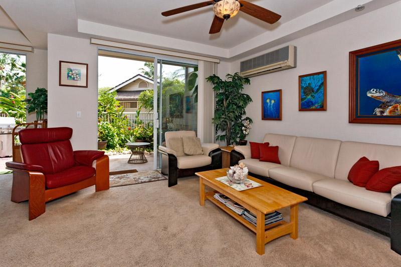 Living Area - Fairways at Ko Olina 29F - Kapolei - rentals
