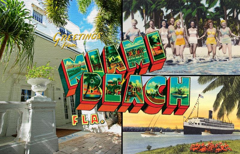 $95/night in Paradise! South of 5th Art Deco - Image 1 - Miami Beach - rentals