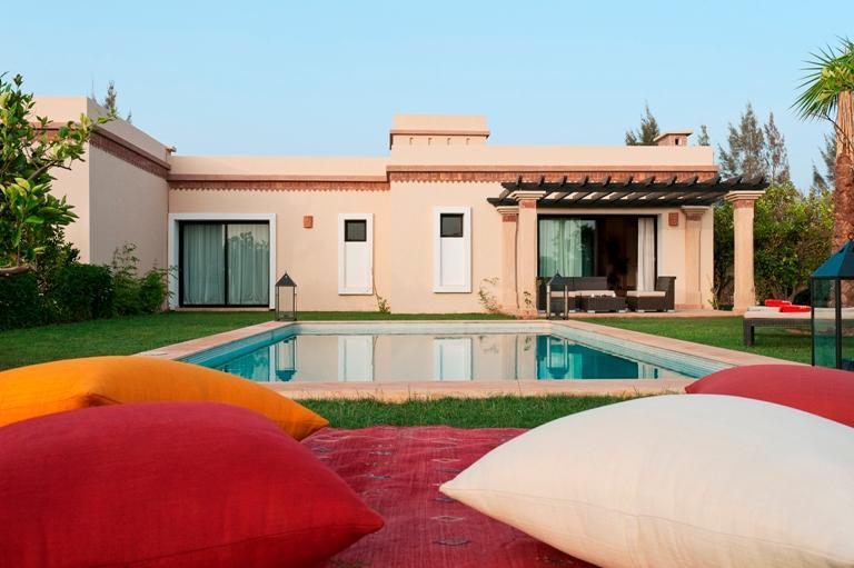 Villa 55 rue des Ficus - Image 1 - Ait Bouih Ben Ali - rentals