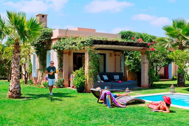 Villa 61 rue des Cyprès - Image 1 - Ait Bouih Ben Ali - rentals
