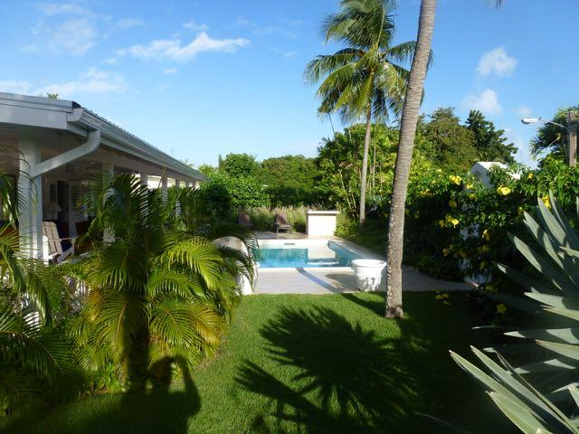 Pool and Patio - Cherry House, 22 Cherry Ave, Sunset Crest, Holetown, Barbados - Holetown - rentals