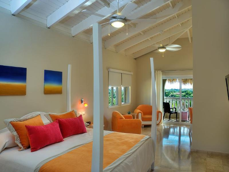 Beach Suite King bed - Beach Suite or Junior Suite w/ Gold VIP Bracelets - Puerto Plata - rentals