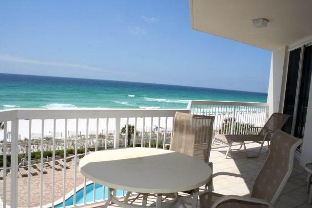 Silver Beach Towers W401 - Image 1 - Destin - rentals