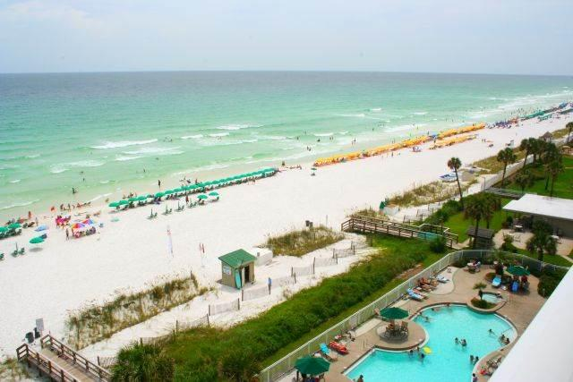 Sterling Sands 702 - Image 1 - Destin - rentals