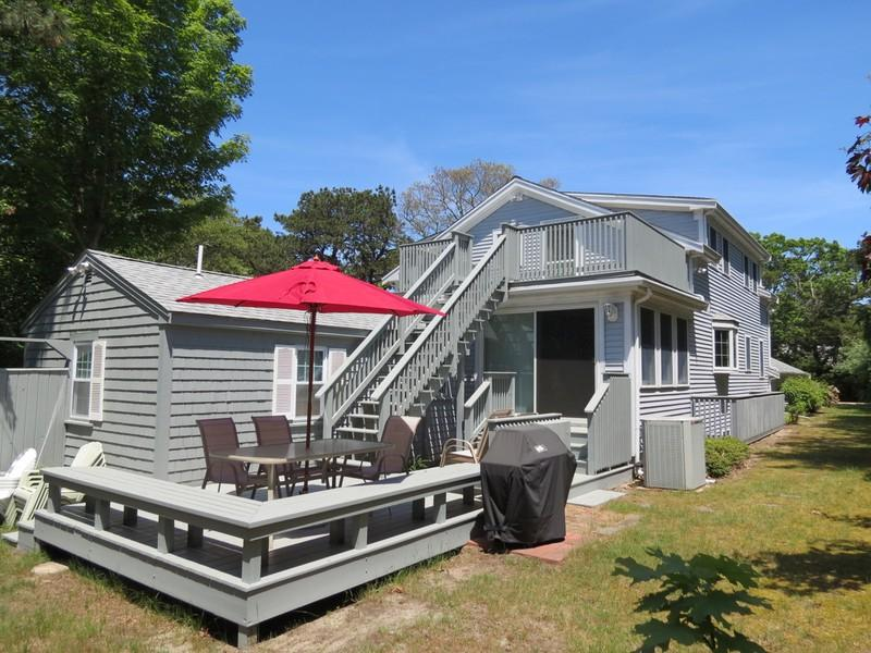 029-B - 029-B 3 min to beach, big, roomy, 4BR, 4Baths - Brewster - rentals