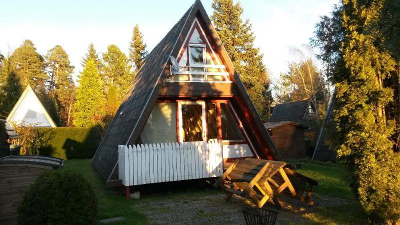 Vacation House in Neuhausen (Enz) - 581 sqft, cozy, tranquil, natural (# 5368) #5368 - Vacation House in Neuhausen (Enz) - 581 sqft, cozy, tranquil, natural (# 5368) - Schellbronn - rentals