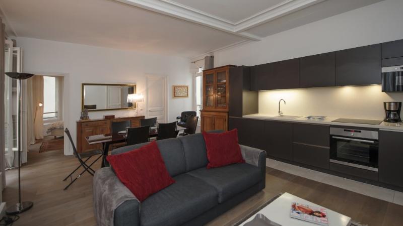 936 One bedroom   Paris Luxembourg district - Image 1 - Paris - rentals