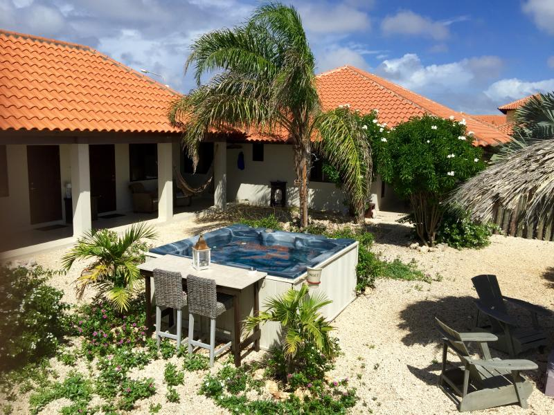 Full view of property - Hammock Studios in one of the best locations!! - Kralendijk - rentals
