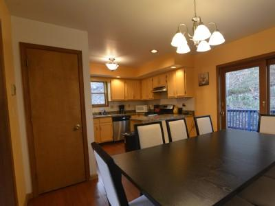 Kitchen Dining Room - On Top of the World - Tannersville - rentals