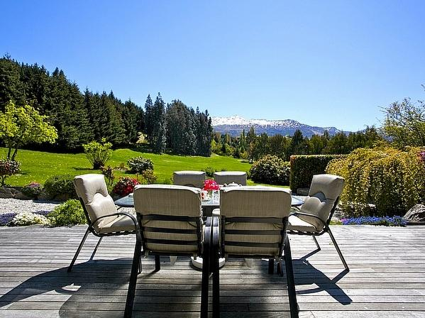 Serenity Found - Queenstown Holiday Home - Outdoor Living - Serenity Found - Lower Shotover - rentals