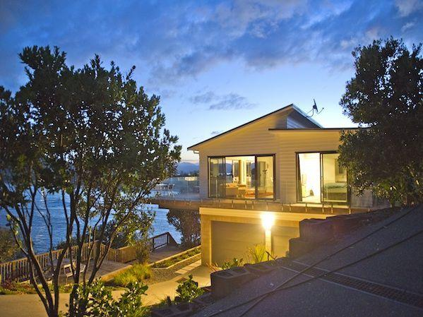 Tairua Magic - Tairua Executive Rental - Evening - Tairua Magic - Pauanui - rentals
