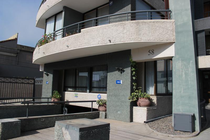 Fachada - Apartamento en Reñaca super central - Vina del Mar - rentals