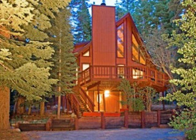 Front Exterior - Bunker - Affordable 4 BR Home - Walking Distance to Everything in Tahoe City - Tahoe City - rentals