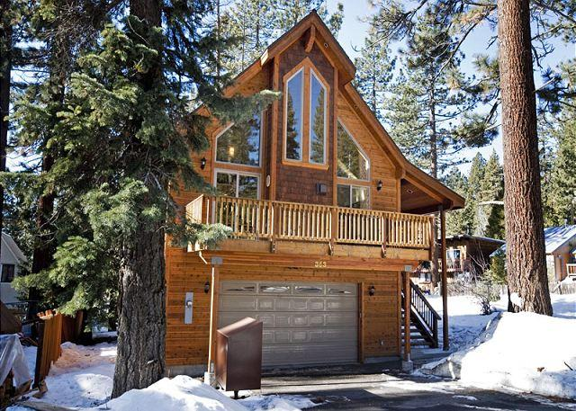 Front Exterior - Beautiful 3 BR w/ Gorgeous Furnishings IN Tahoe City - 3rd NT 1/2 off in APR - Tahoe City - rentals