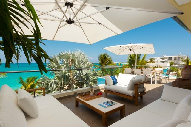 Luxurious Brand New 3 Floors, 3 Bedrooms, 3.5 Baths Penthouse in Gated Community - Image 1 - Simpson Bay - rentals